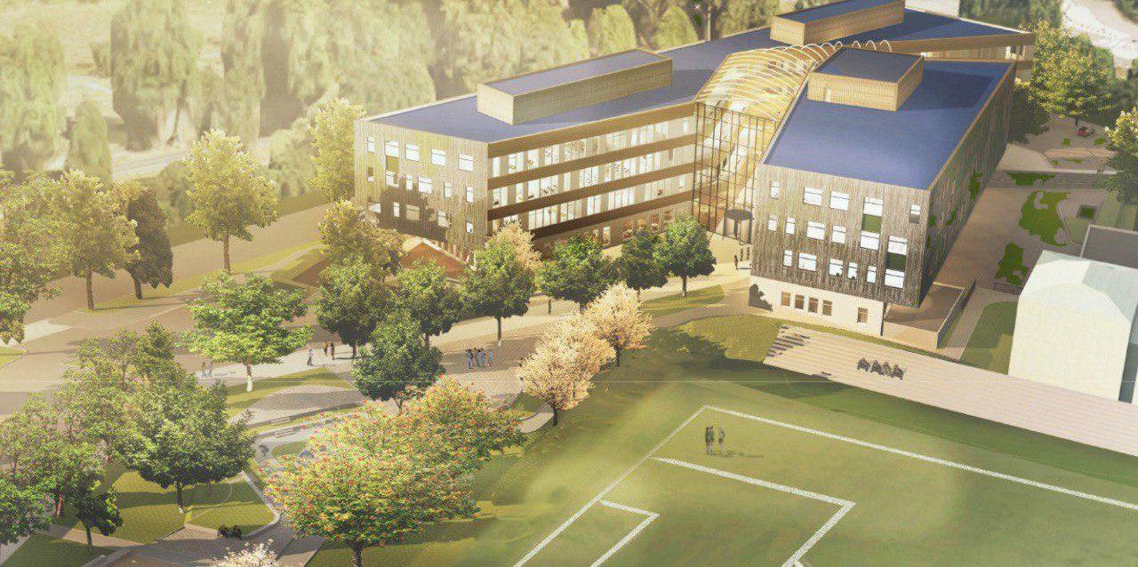 Nye Horten videregående skole