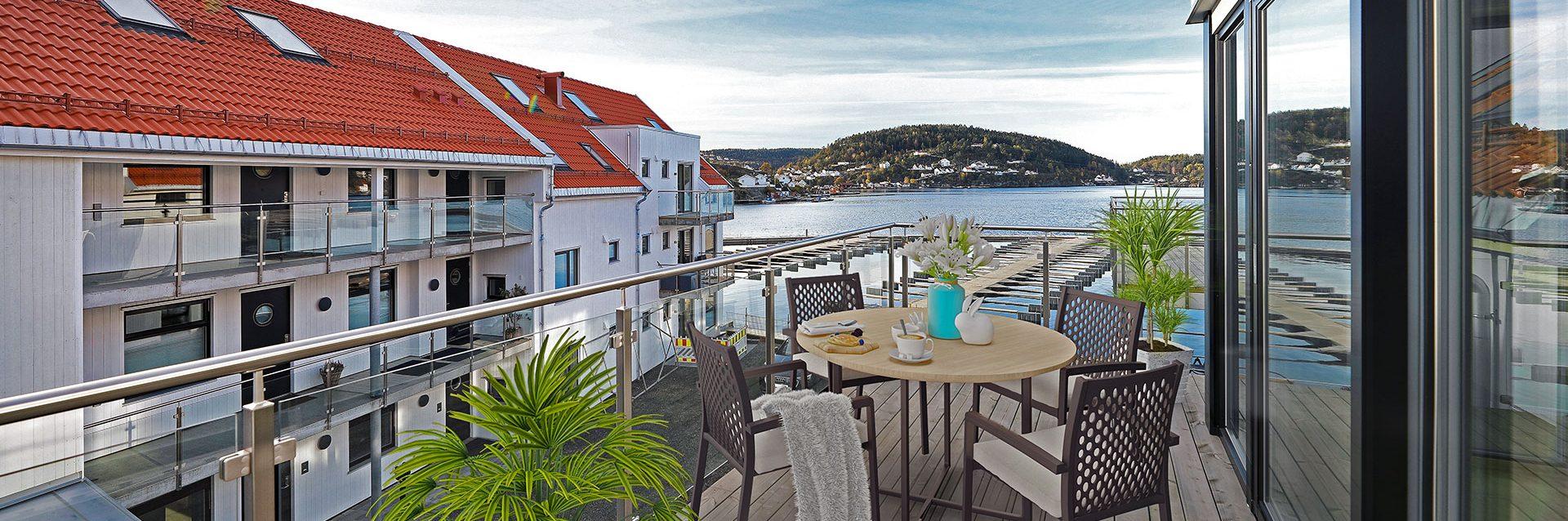 Skrubben Havn, Kragerø